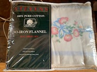 Full size flannel sheets