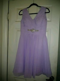 Lavender formal dress 2167 mi