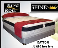BRAND NEW MATTRESSES and BOXSPRINGs Red Deer, T4N