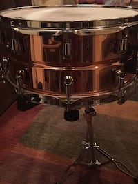 Yamaha Snare Drum - Copper. 14 x 7