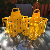 Vintage 1974 Money Back Bottle Carriers Toronto, M6G 3E9