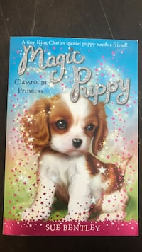 Magic puppy book excellent condition