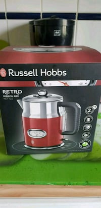 Russell hobbs  Retro Ribbon Red Stockholm, 120 52