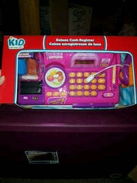 pink and purple Vtech learning toy Brampton, L6Y 0G8