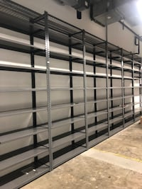 Heavy Duty Industrial Shelving WASHINGTON