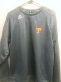 Large Tennessee Adidas sweatshirt new Knoxville, 37919