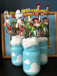 Toy Story Centerpieces Los Angeles, 91352