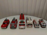 Lot Of 6 Firetrucks Noisemakers Sirens Sounds St. Louis, 63129