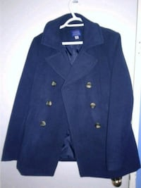 Navy blue pea coat Toronto, M2R 3N7