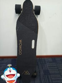 Selling My Wowgo Board Electric Skateboard null