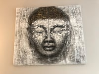 buddha 2 pc canvas  Vaughan, L4K 0H8