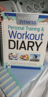 Fitness  journal Milford, 01757