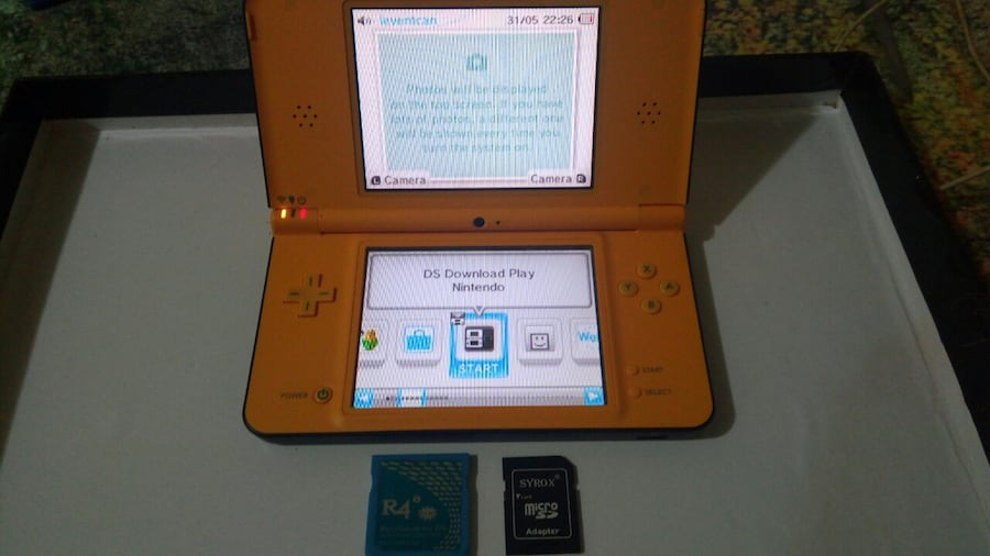Nintendo Ds xL  1
