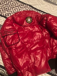 European Red men jacket , size medium ,  TORONTO