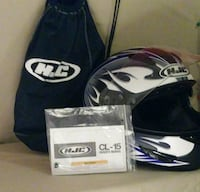HJC CL-15 Helmet *new* WASHINGTON TR, 84405