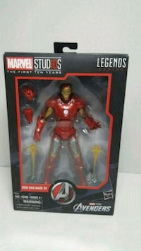 Marvel Legends Marvel Studios The First 10 Years T Long Beach, 90810