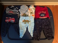 Newborn Baby Boy Clothes Lot Waynesboro, 17268