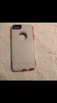white and red Otterbox phone case San Diego, 92104
