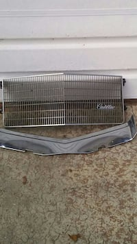 1995 Caddy center grill. Not broken...