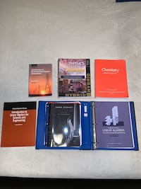 Physics, Calculus and Engineering Textbooks Vaughan, L6A 1E4
