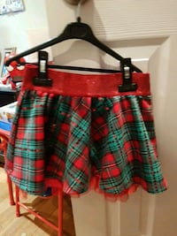 Beautiful Xmas skirt,with sequence  Toronto, M6M 3E8