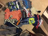 18 mo.  baby boy clothing lot Denver, 80249
