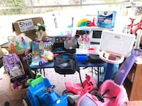 Large lot of items  Huntersville, 28078