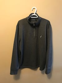 black and gray Nike pullover hoodie Barrie, L4N 0V2