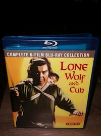 Complete Lone Wolf & Cub Film Collection Gaithersburg, 20879