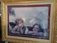 Two cherubs framed artwork Gresham, 97030