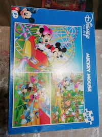 Disney Mickey mouse puzzle Veria