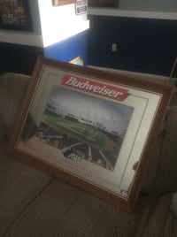 budweiser signed board Palm Harbor, 34684