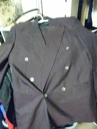 Barry suit jacket and pants.  Colorado Springs, 80907