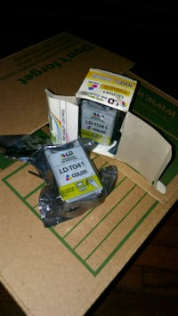 (2) BRAND NEW LD-T041 COLOR INK CARTRIDGES Parkville