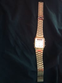 Casio vintage classic gold wristwatch for sale Toronto, M3J 3S4