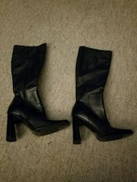 Brand new leather boots  Edmonton, T5A 3G4