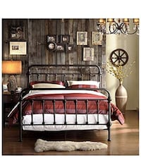 IRIA CONTEMPORARY E.KING BED Lawndale, 90260