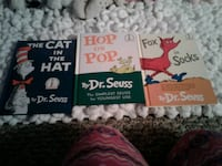 four assorted books by J Central Saanich, V8M