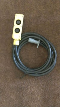 Push Button Remote (watertight) with cable and plug (usually $15O+)
