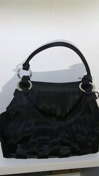 black leather 2-way handbag Fresno, 93703