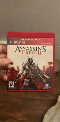Assassin's Creed 2 (PS3-Good Condition)