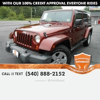 2007 Jeep Wrangler Unlimited Sahara Stafford, 22554