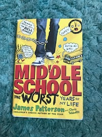 Middle School the worst years of my life Frederick, 21701