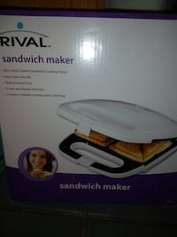 Brwand New sandwich maker  Concord