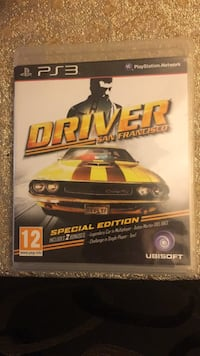 Ps3 Oyun - Driver
