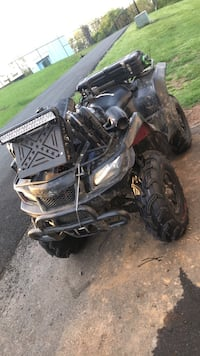 08 Suzuki kingquad 750 4x4 irs Bealeton, 22712
