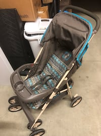 baby's black and blue stroller Silver Spring, 20906
