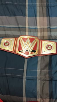 WWE toy belt youth size  Fort Collins, 80524