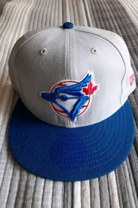 Toronto Blue Jays snapback. Sticker removed. Toronto, M6A