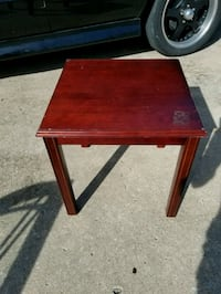 CHEAP sturdy nice table!!.! Bethany, 73008